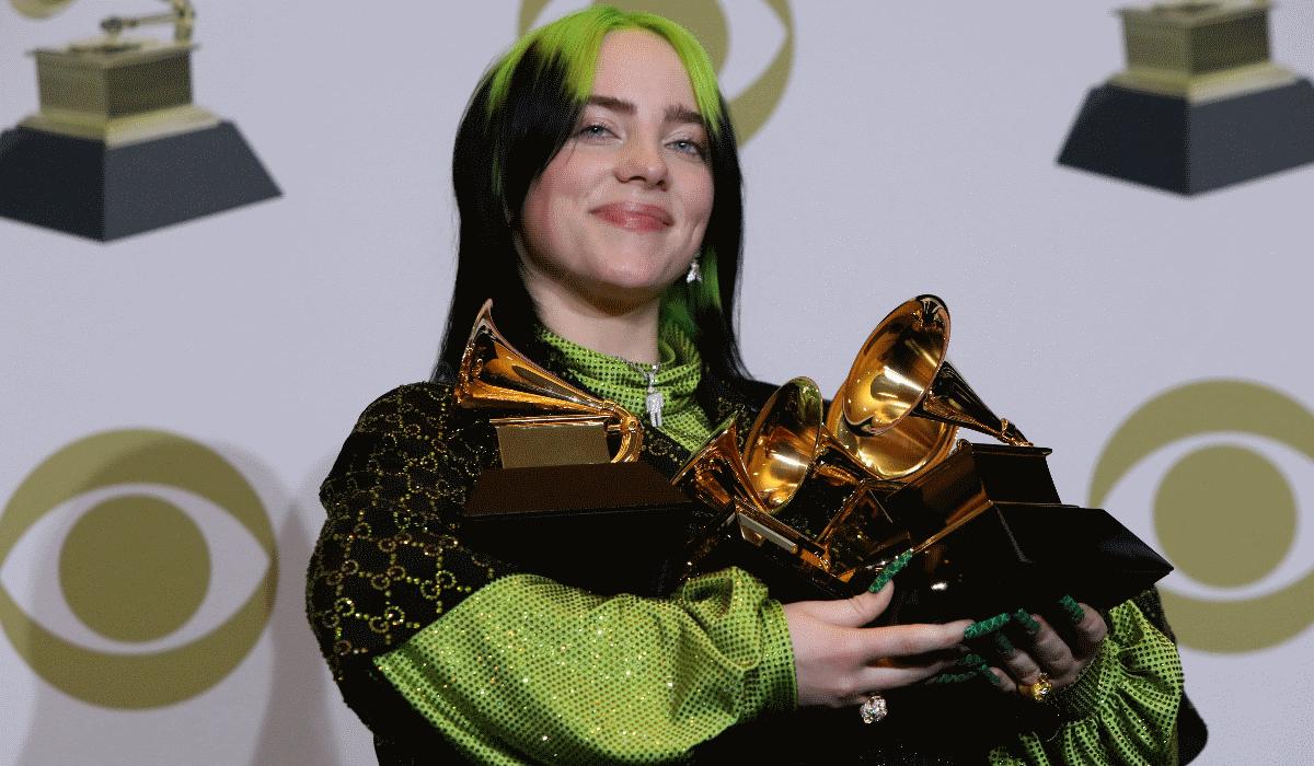 Grammy 2020 ou a noite perfeita de Billie Eilish