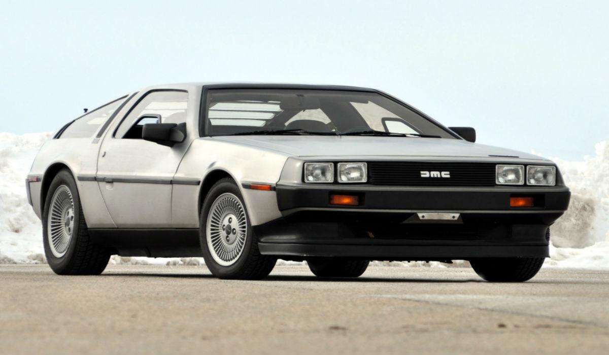 O icónico DeLorean pode mesmo estar de regresso no futuro