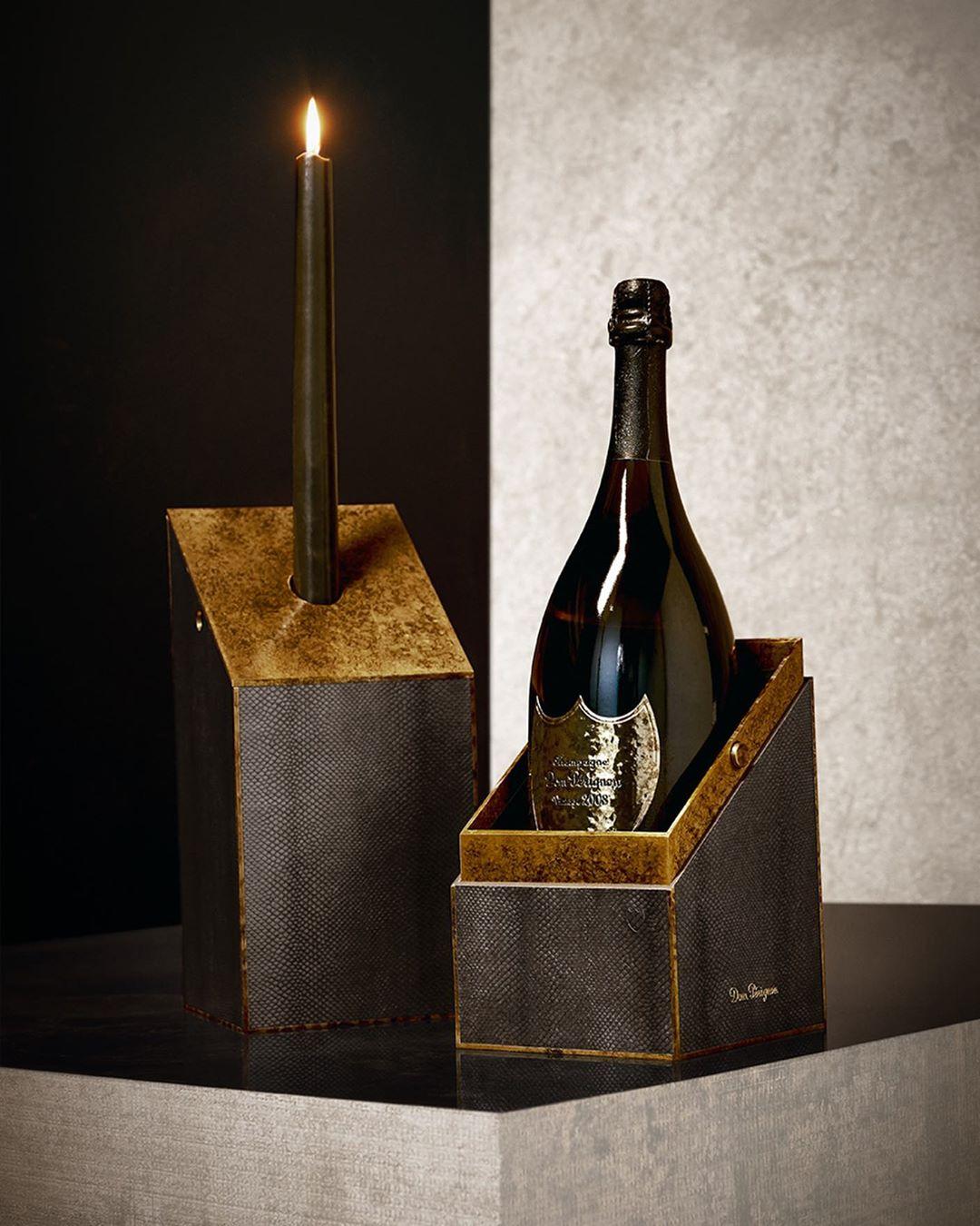 Já pode beber Dom Pérignon com assinatura de Lenny Kravitz