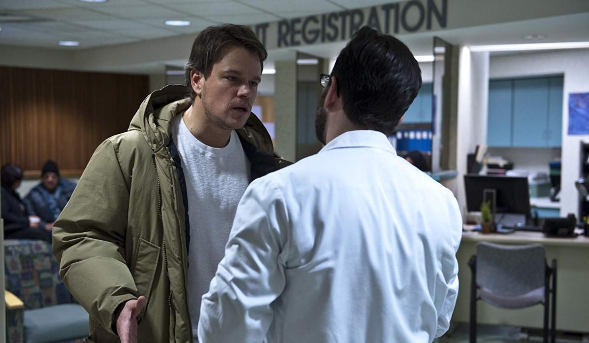 Filme de 2011 com Matt Damon adivinhou chegada do coronavírus
