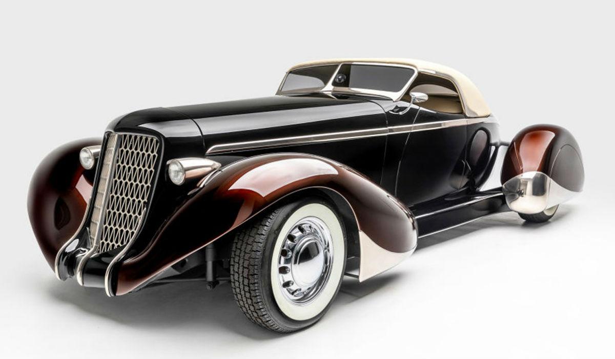 Coleção de carros de James Hetfield dos Metallica exposta em museu