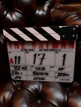 Agora é oficial, The Batman inicia produção