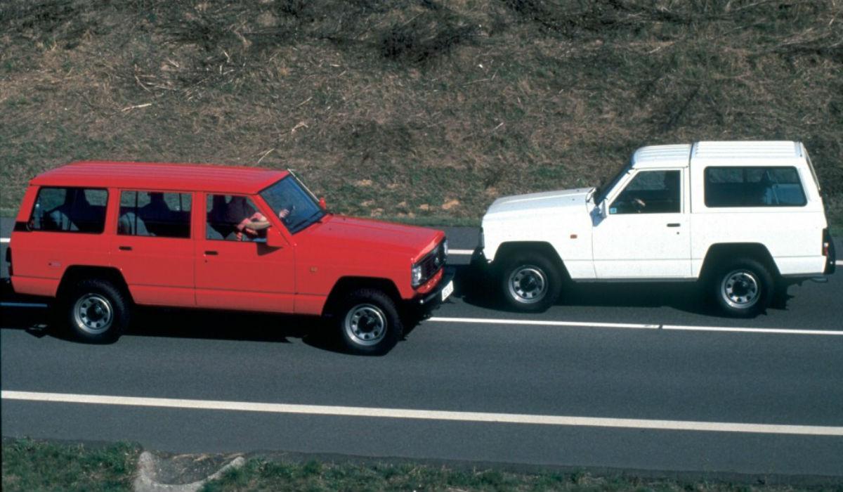 Nissan Patrol, o clássico ideal para um aficionado de todo-o-terreno