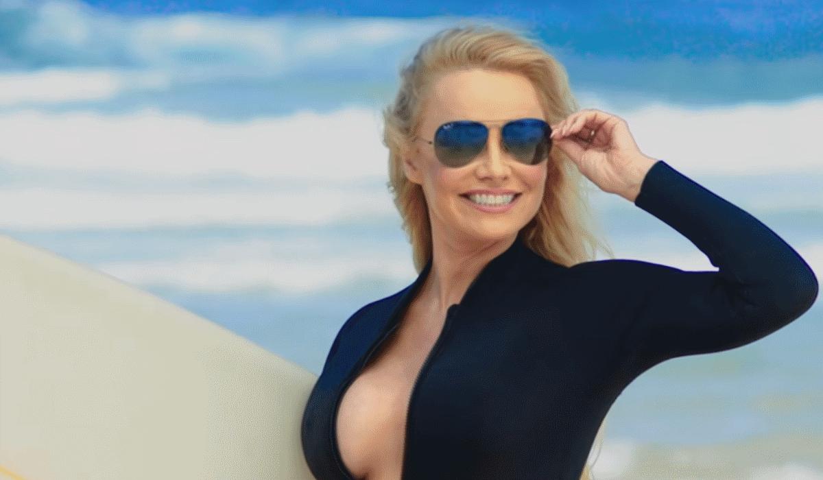 Pamela Anderson e as revelações sexuais que nunca mais acabam