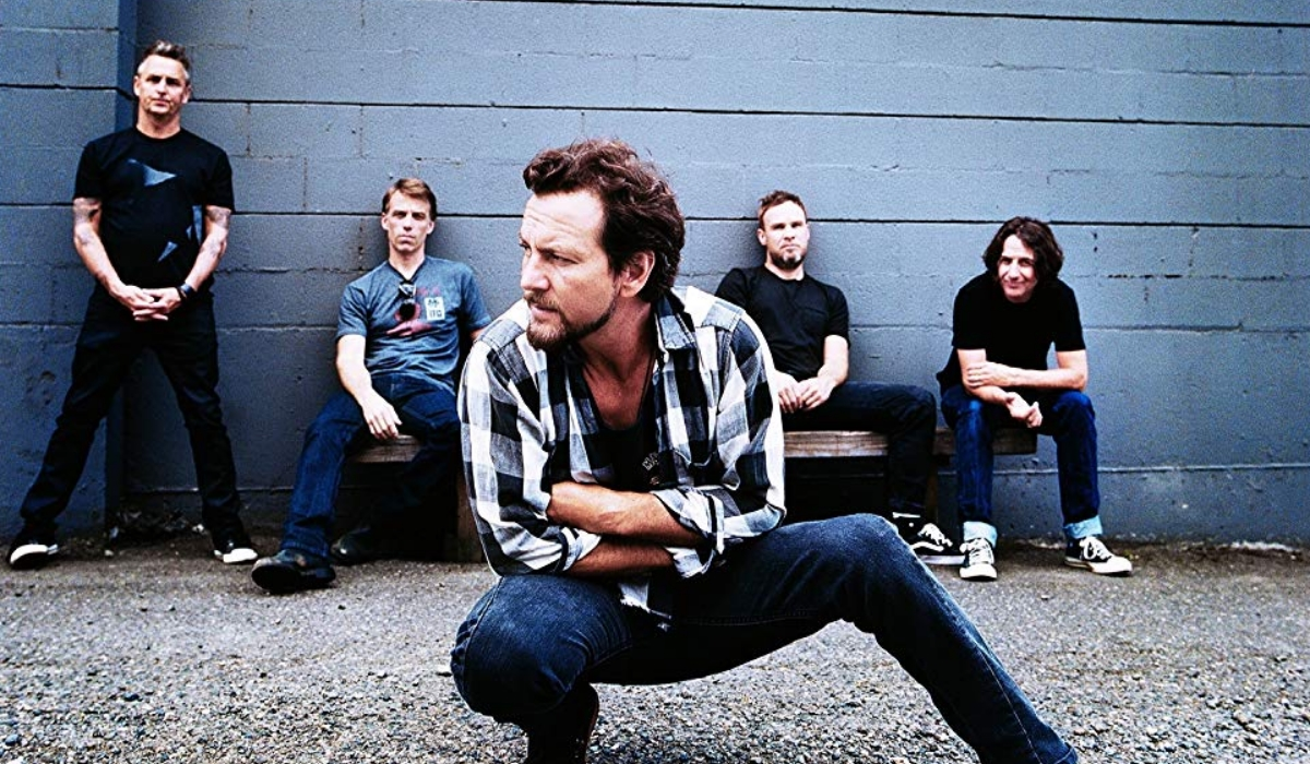 Pearl Jam revelam o primeiro single do novo álbum