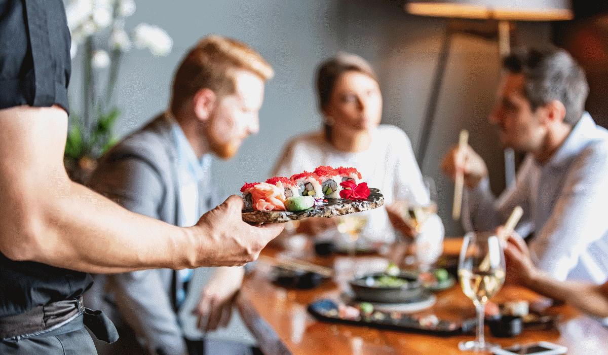 Descubra se o sushi é, ou não, saudável