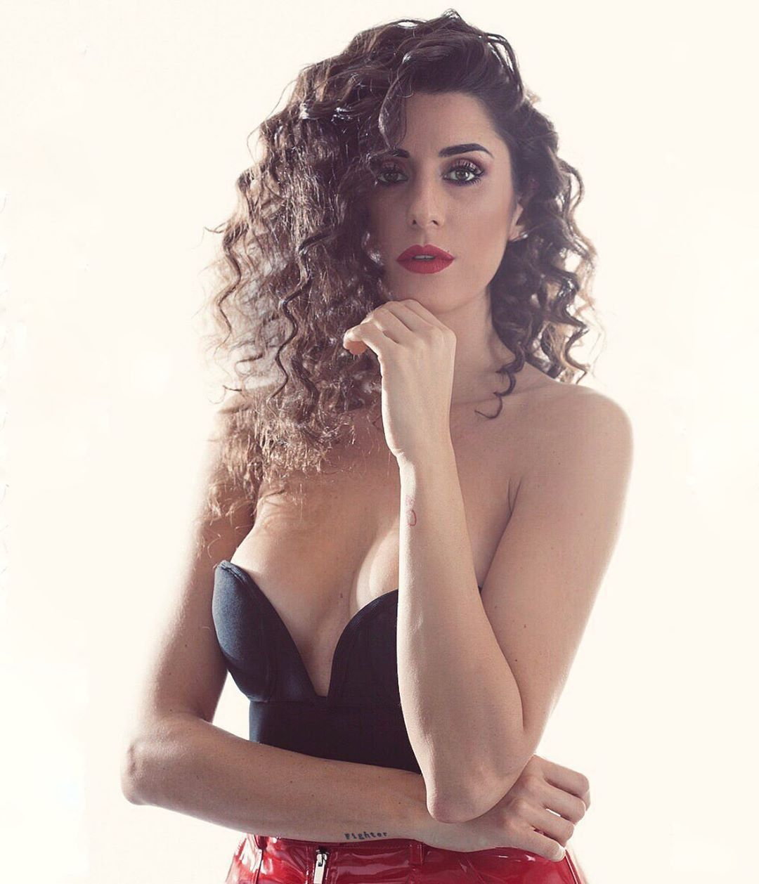 Valentina Vignali, a basquetebolista mais sexy do mundo que deixa muito pouco à imaginação