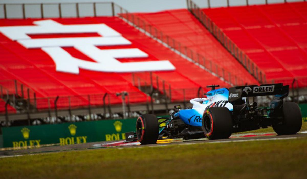 Grande Prémio da China de Fórmula 1 foi cancelado