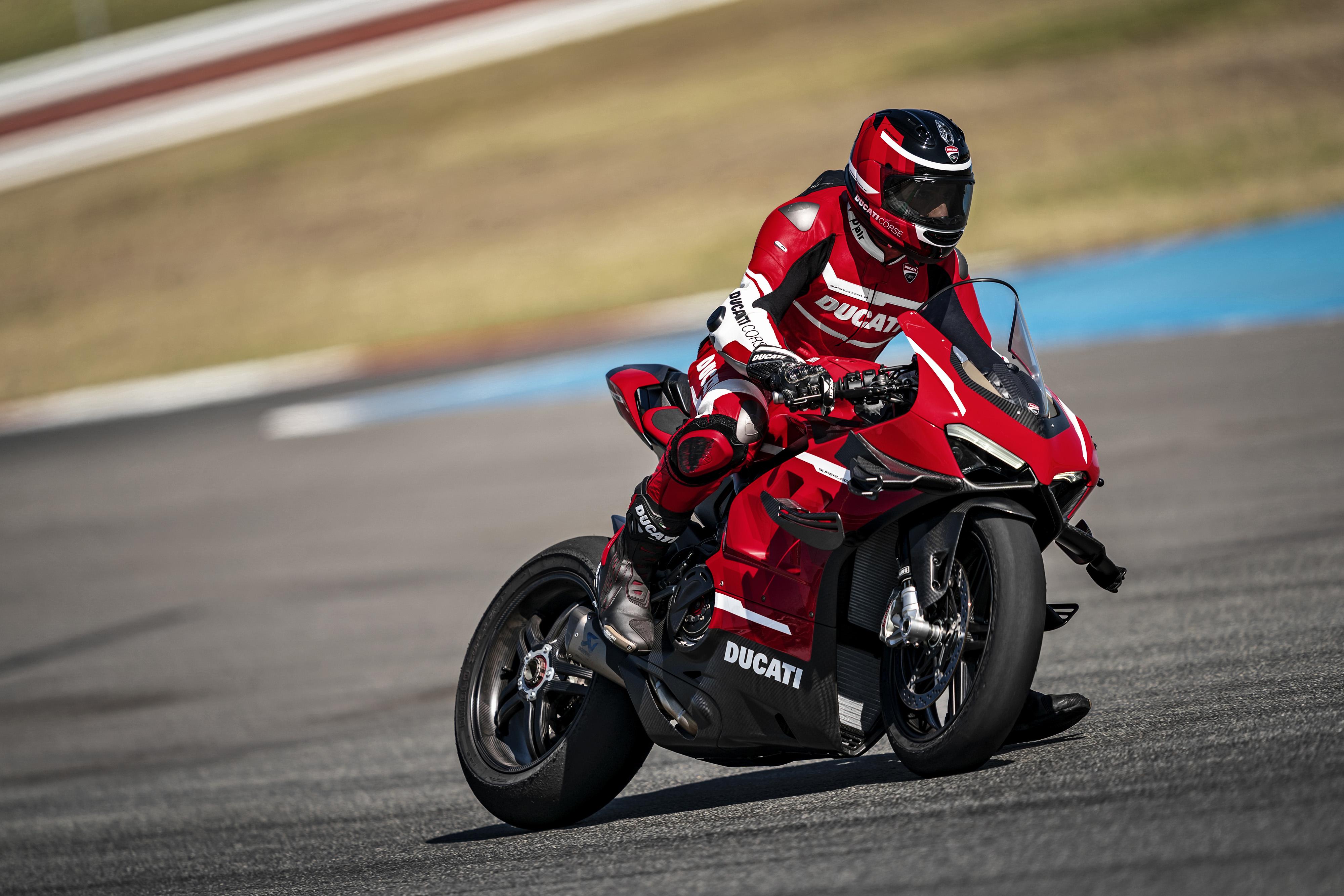 Ducati Superleggera V4, a superdesportiva que custa mais de 100 mil euros