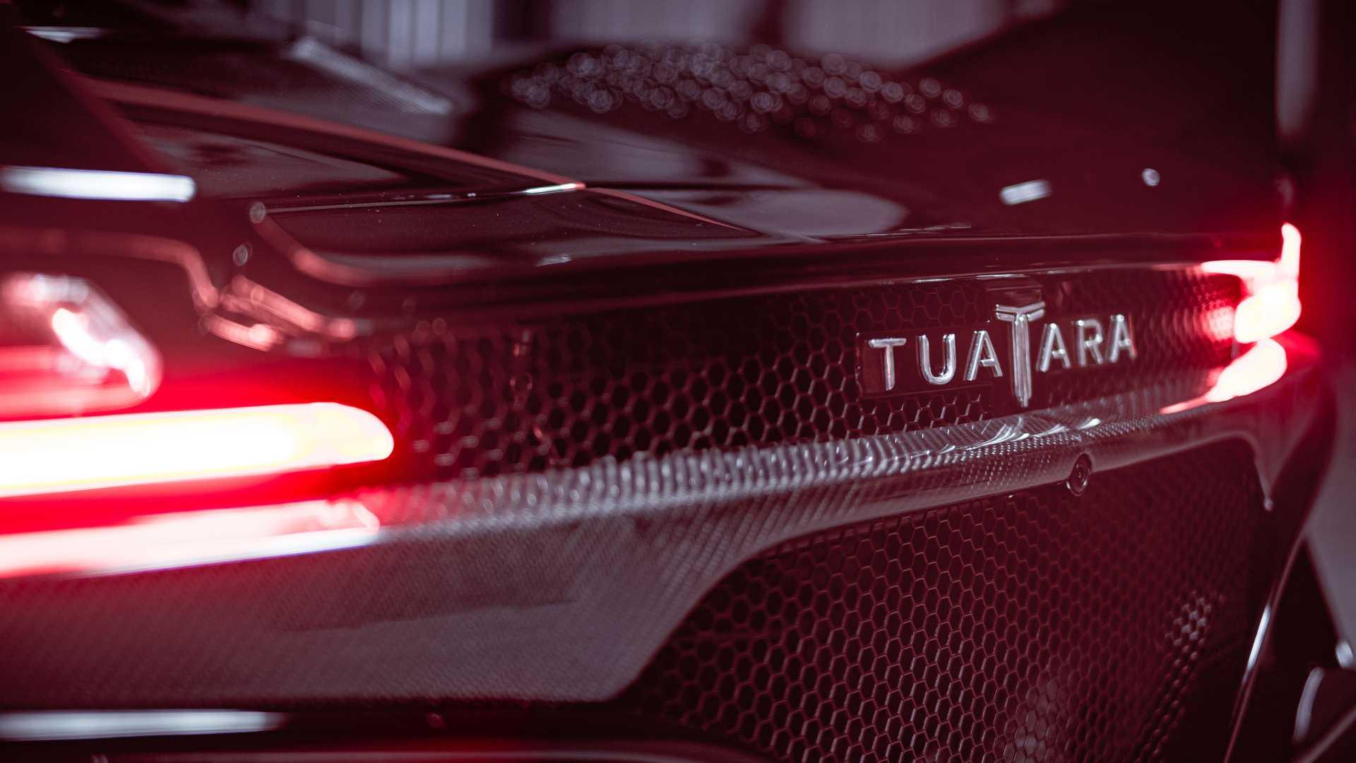 SSC revela o novo Tuatara, o hipercarro com mais de 1500 cavalos