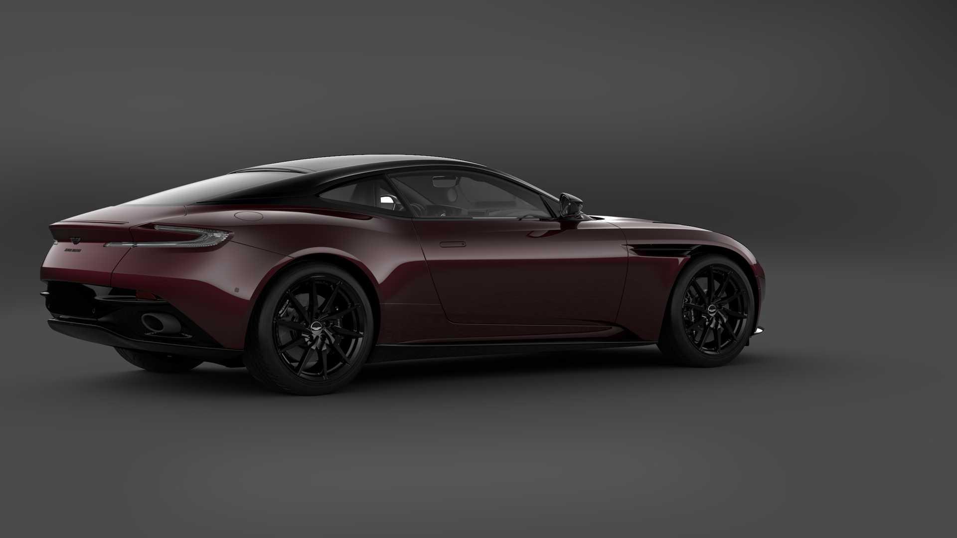 Aston Martin DB11 recebe versão especial e limitada a 300 unidades