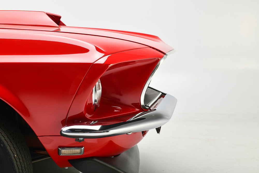 Este raro Ford Mustang Boss 429 de 1969 pode ser seu