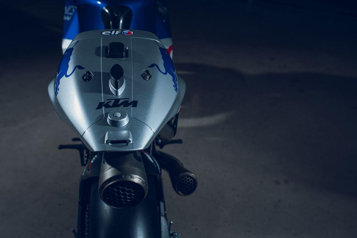 Esta é a nova máquina de Miguel Oliveira para o MotoGP em 2020