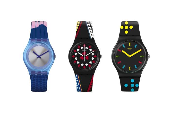 Swatch cria coleção de relógios especial, inspirada nos filmes James Bond