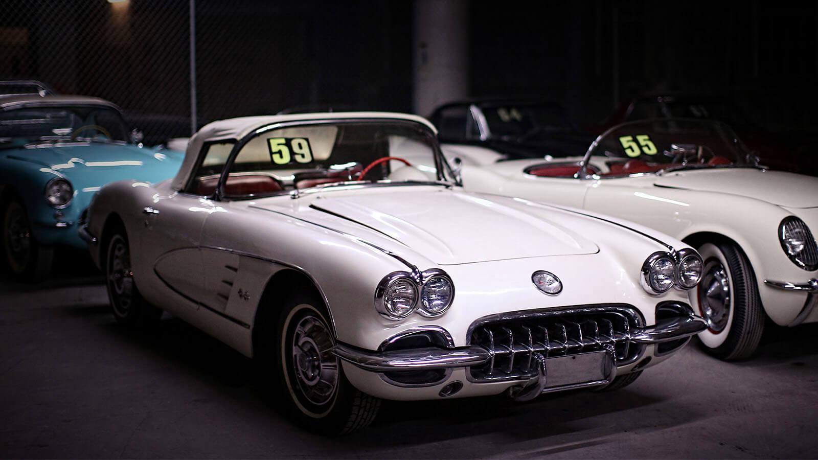 Gostava de ter um Chevrolet Corvette clássico? Pode ter um por três dólares