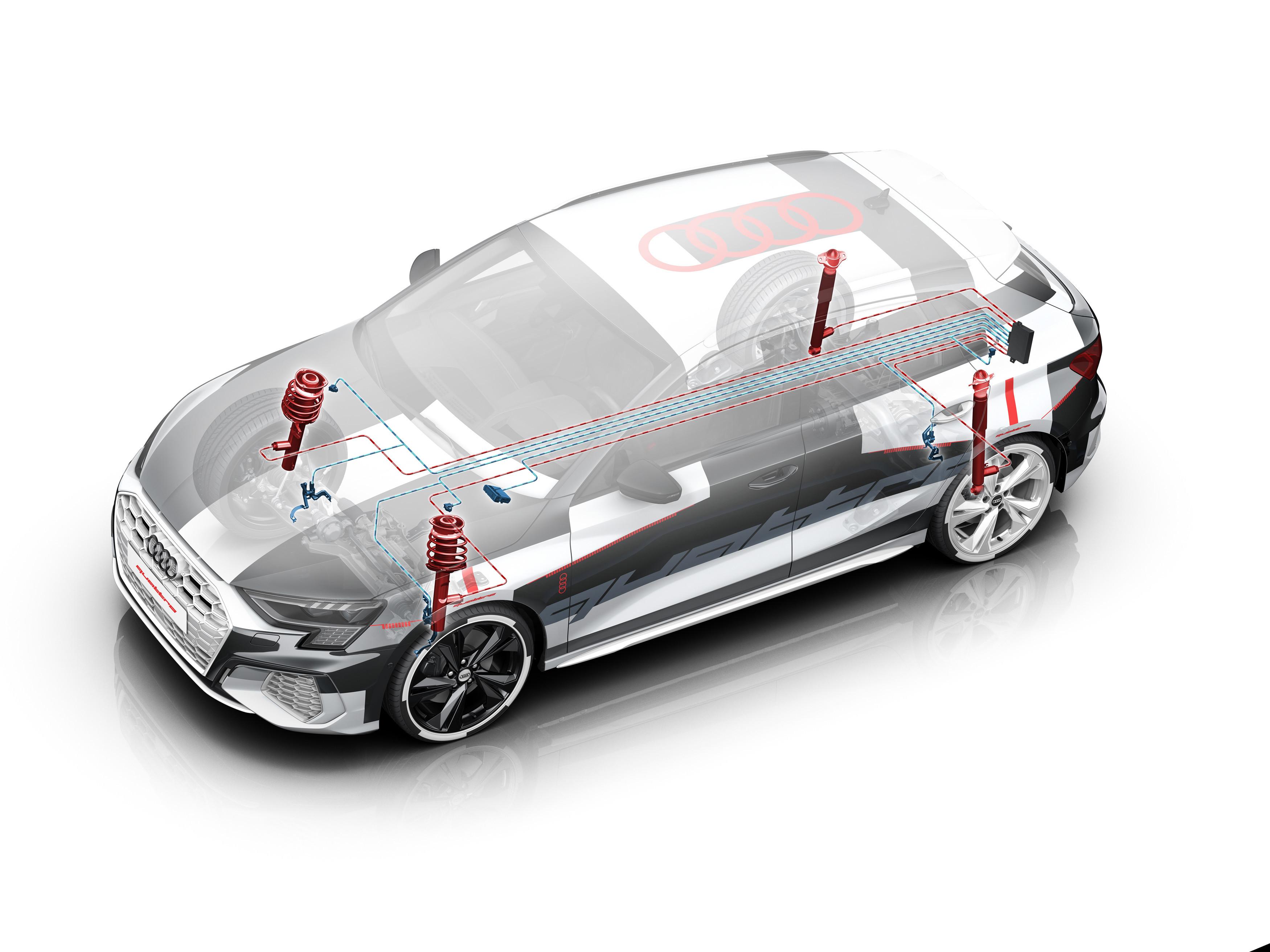 Audi A3 chega em março, mas já andou pelos Açores camuflado
