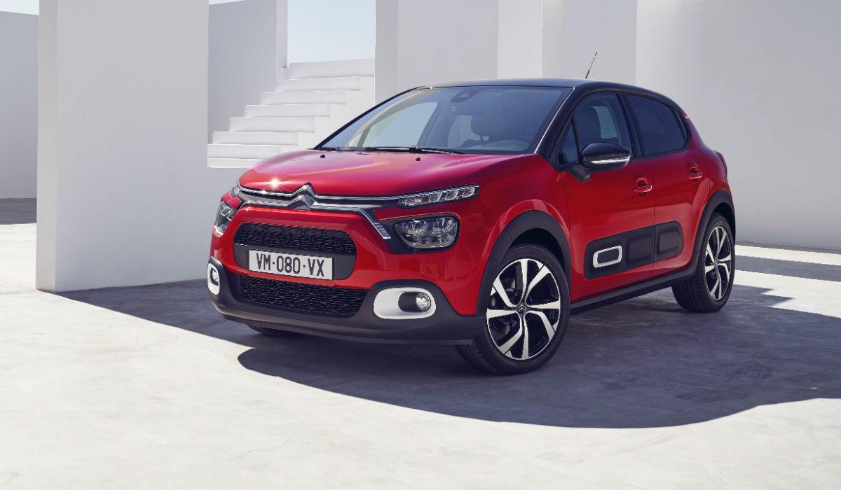 Citroën moderniza C3 e dá-lhe ainda mais personalidade
