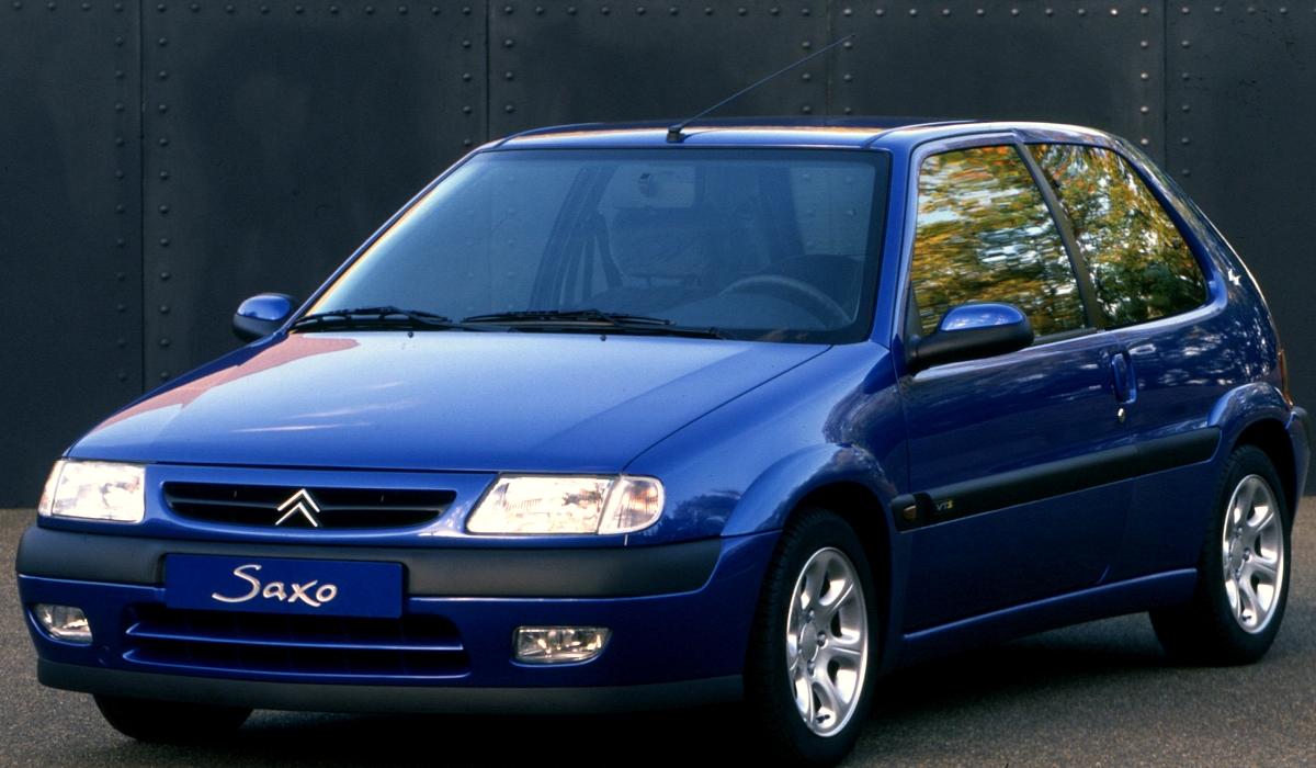 Citroën Saxo Cup, um dos preferidos da época dourada do tunning
