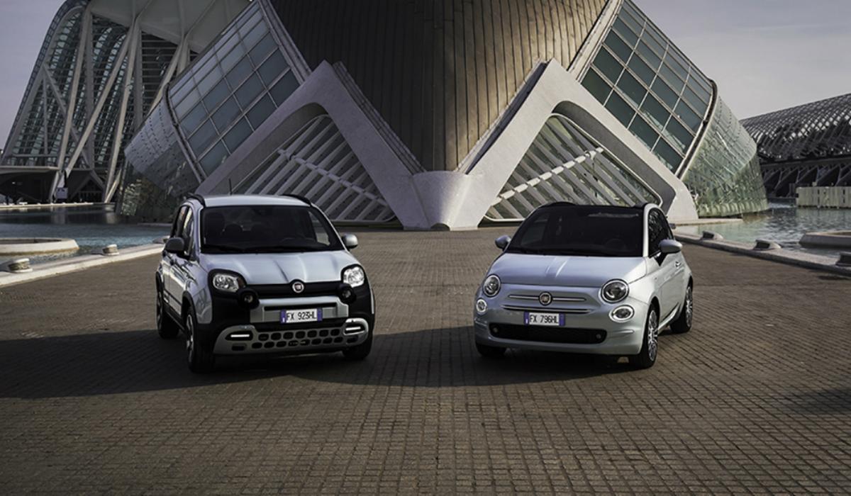 Novos híbridos da Fiat chegam em março e o preço começa nos 16 050€