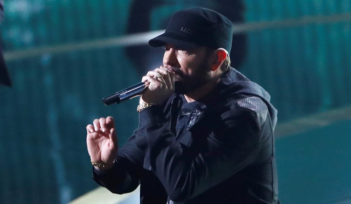 Eminem revela motivo que o levou a faltar aos Óscares de 2003