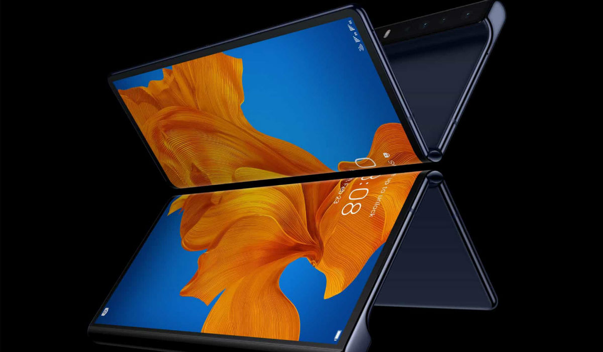 Huawei Mate Xs, o novo smartphone dobrável da marca chega a Portugal em março