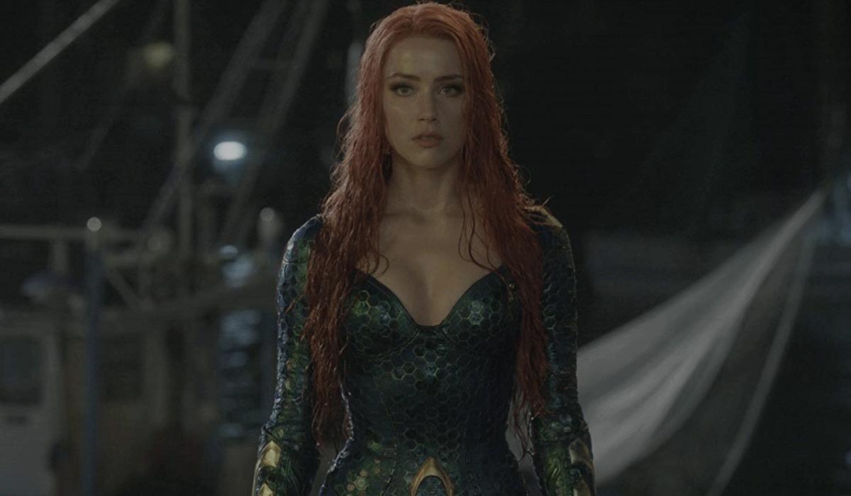 Agressões a Johnny Depp levam fãs a exigir que Amber Heard seja excluída de Aquaman 2