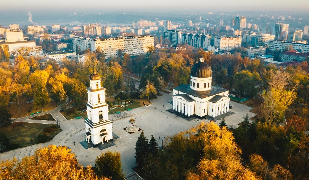 Chisinau, a capital que respira cultura e tem a maior adega do mundo