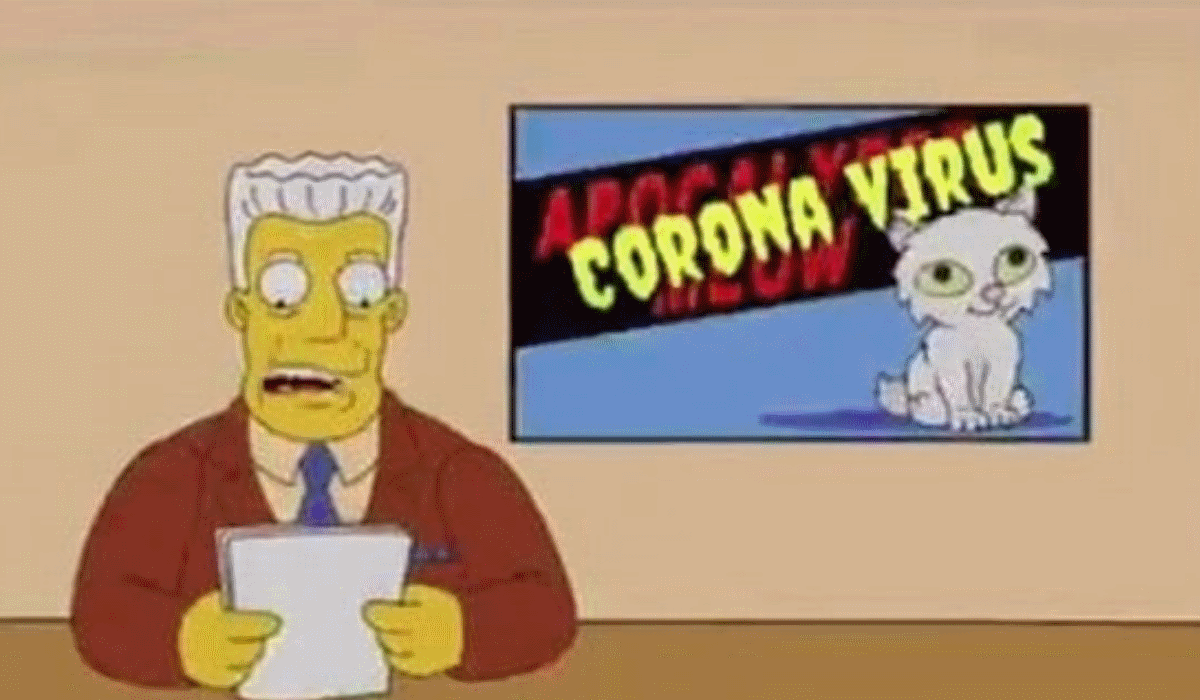 Previsões de Os Simpsons começam a assustar os fãs da série