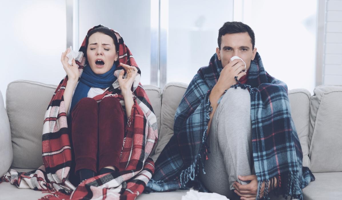 Este facto pode deixar uma pessoa mais vulnerável à gripe