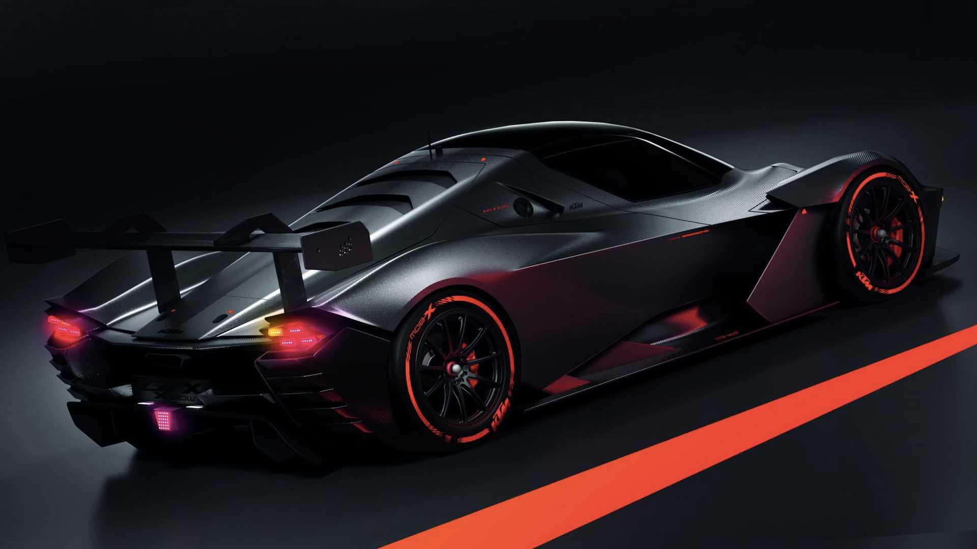 KTM mostra que também sabe fazer carros com o novo X-Bow GTX