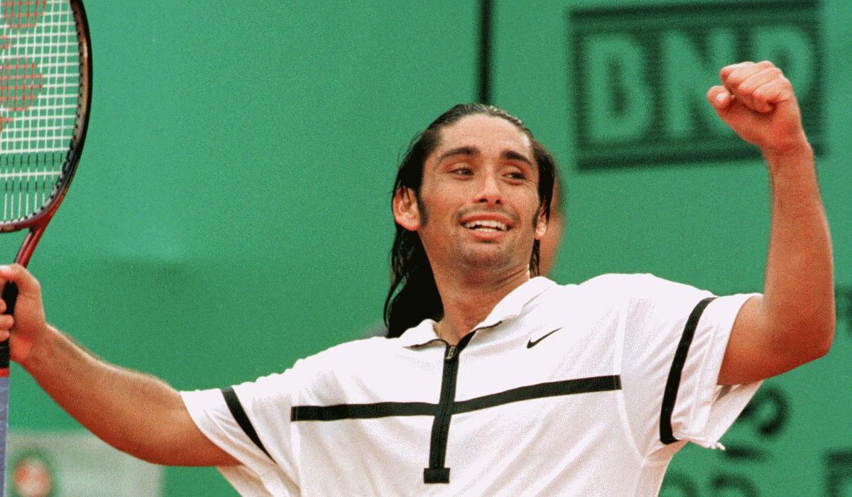 Marcelo Ríos, do doping de Agassi ao favorecimento de Sampras, ex-tenista não poupa ninguém