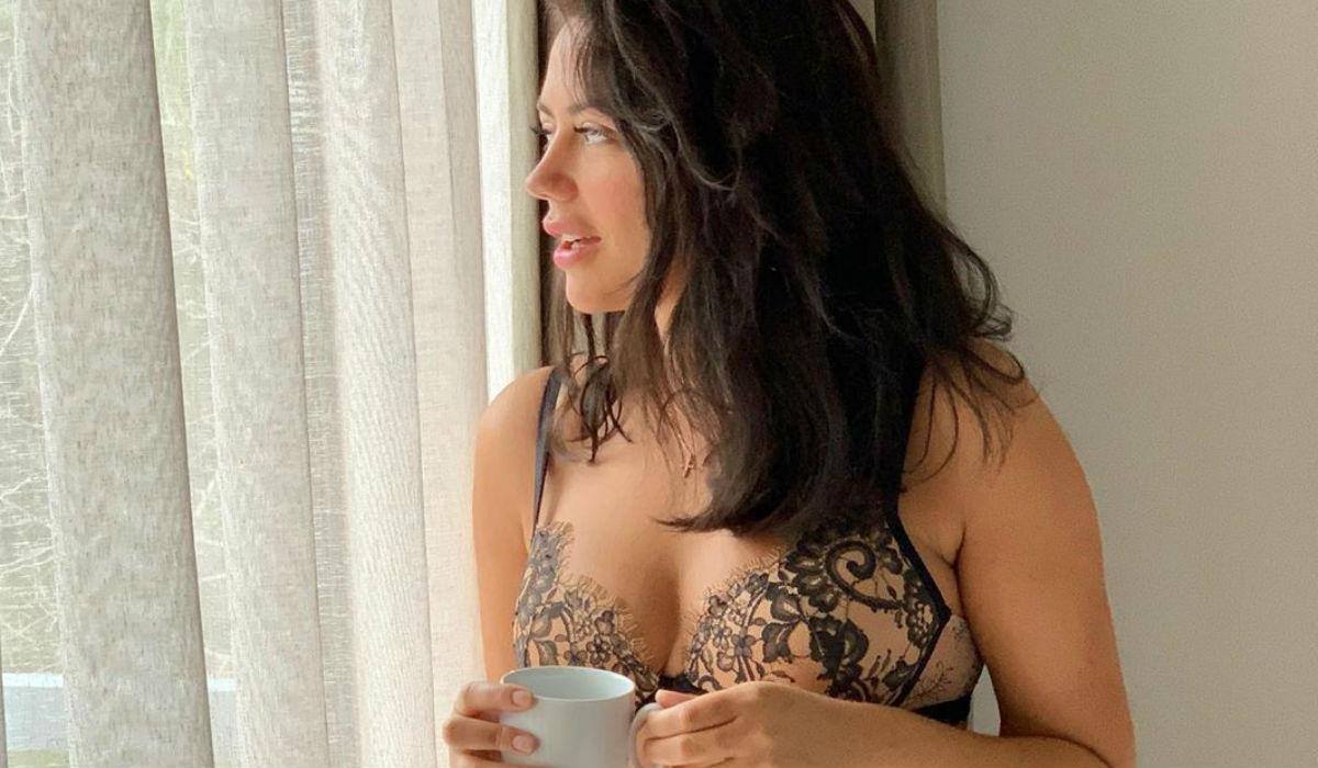 Sofia Ribeiro em lingerie deixa fãs a babar e a pedir por mais