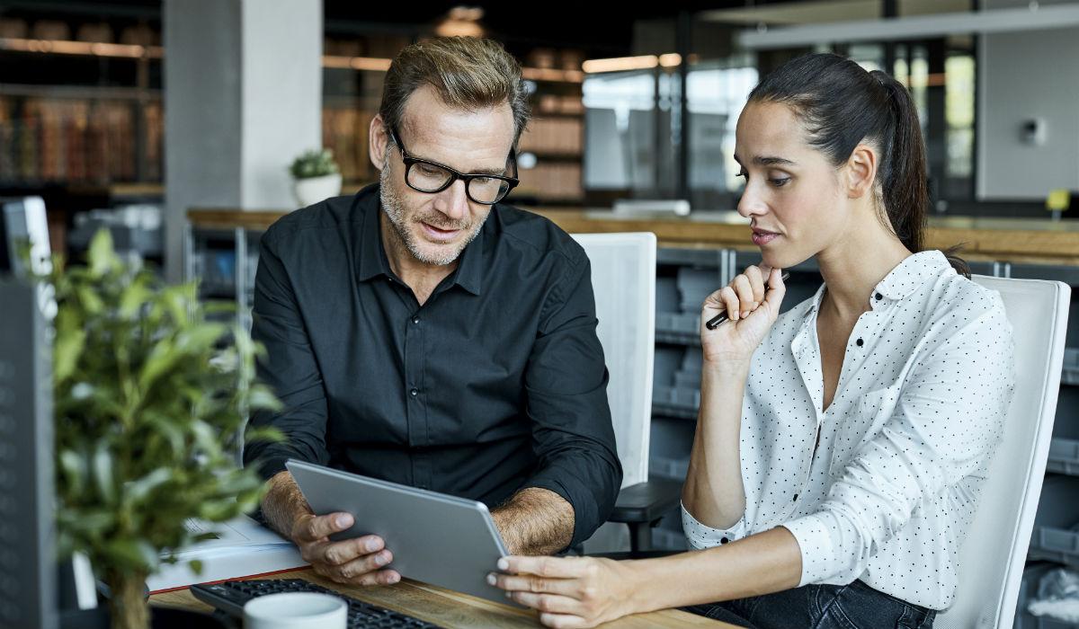 Há uma forma simples de reduzir o stress no local de trabalho