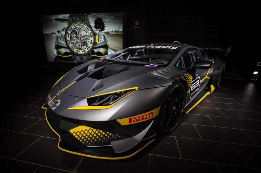 Lamborghini e Roger Dubuis unem esforço para dar nova vida ao relógio Excalibur