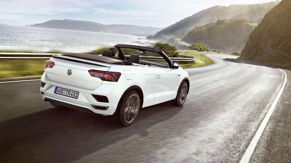 Versão descapotável do Volkswagen T-Roc já tem preços