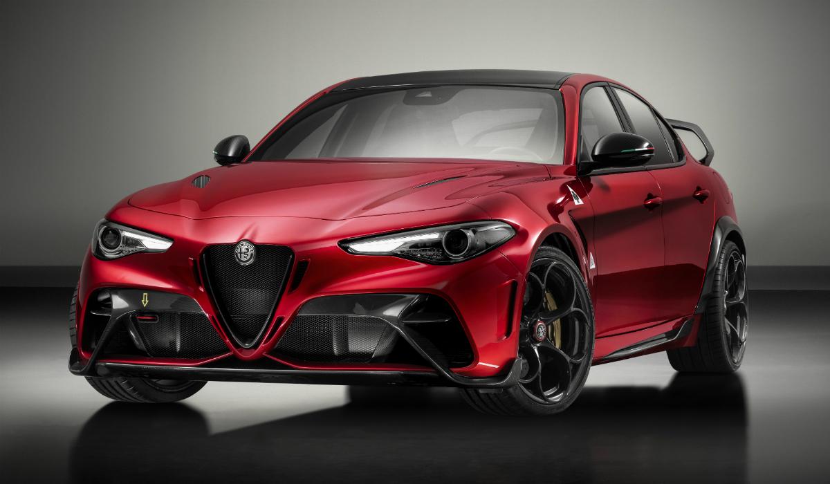 Alfa Romeo Giulia GTA, o regresso de um nome icónico