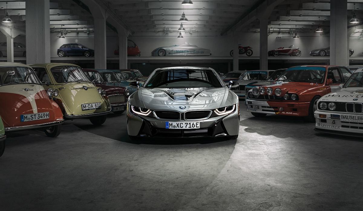 BMW i8 vai deixar de ser produzido em abril