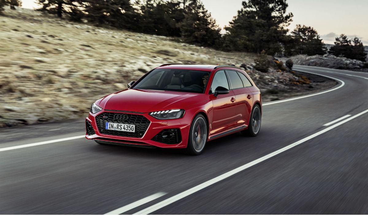 Audi RS4 Avant chega a Portugal com preço superior a 100 mil euros