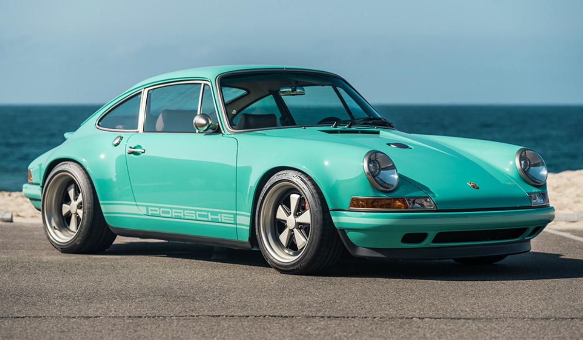 Este Porsche 911 preparado pela Singer pode ser seu