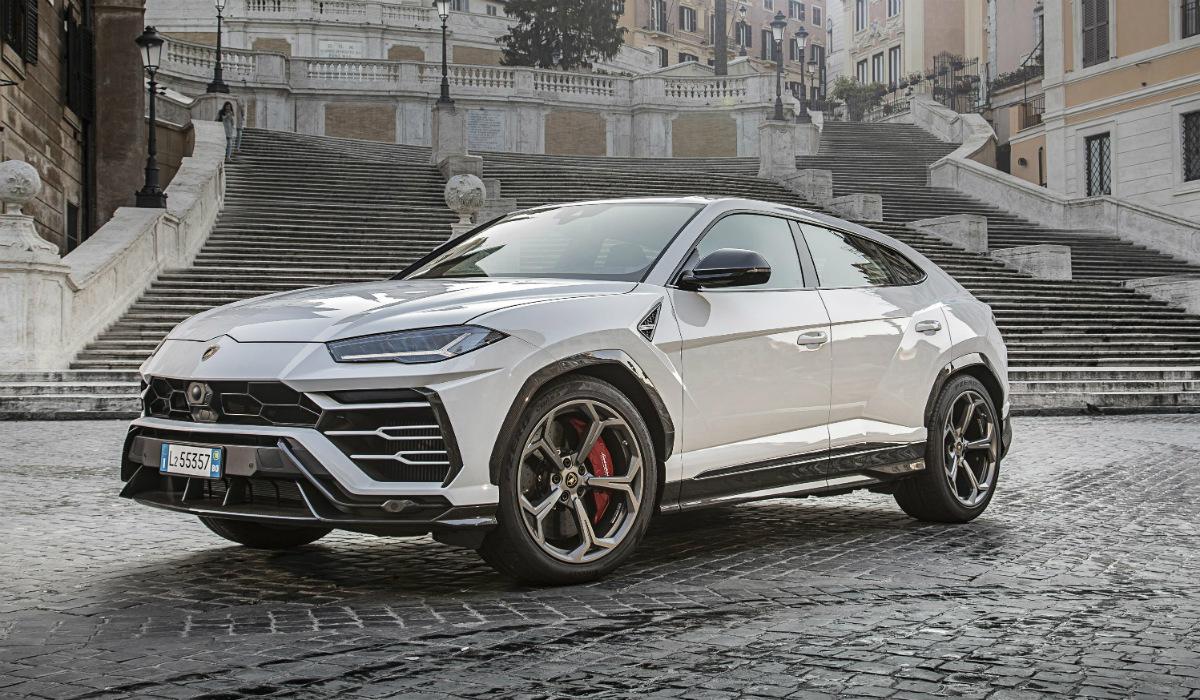 Lamborghini atinge valores históricos em 2019 e o culpado é um SUV