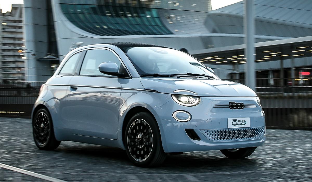 Já é possível pré-reservar o novo Fiat 500 elétrico