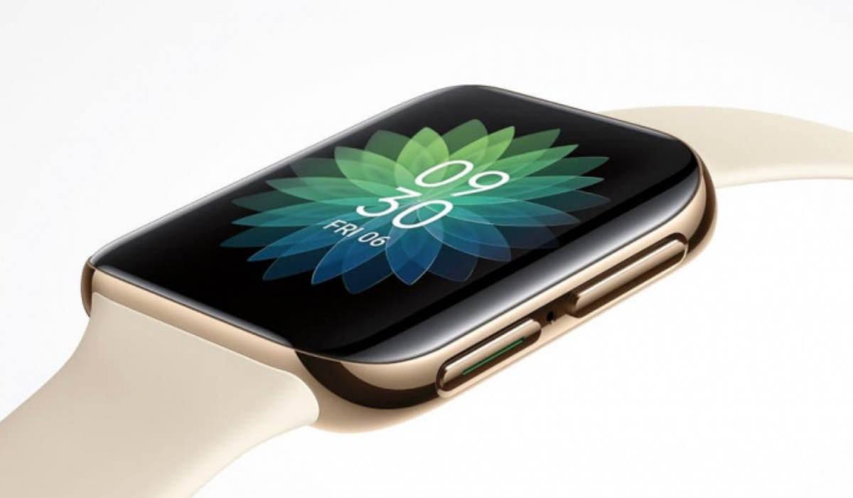 Oppo Watch, o clone do smartwatch da Apple