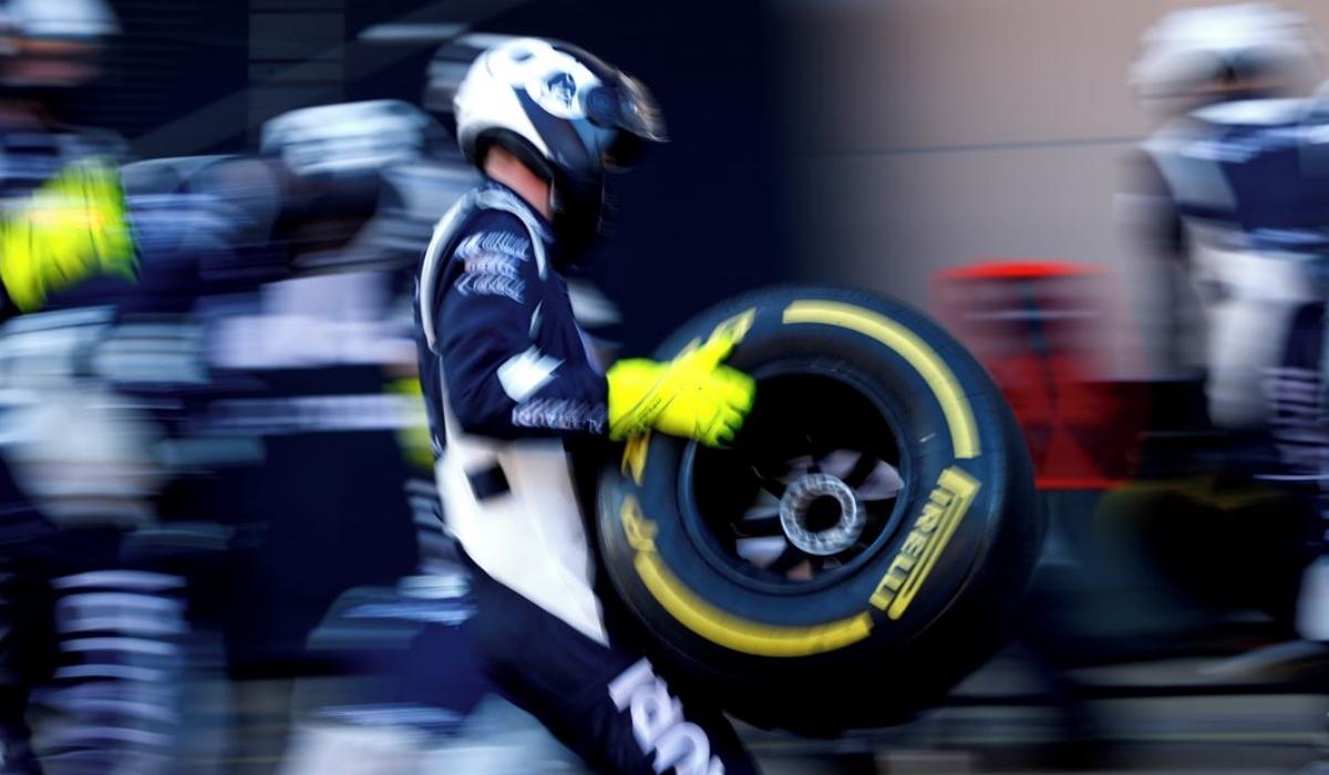 Saiba o que aconteceu aos 1800 pneus que não foram utilizados no GP da Austrália