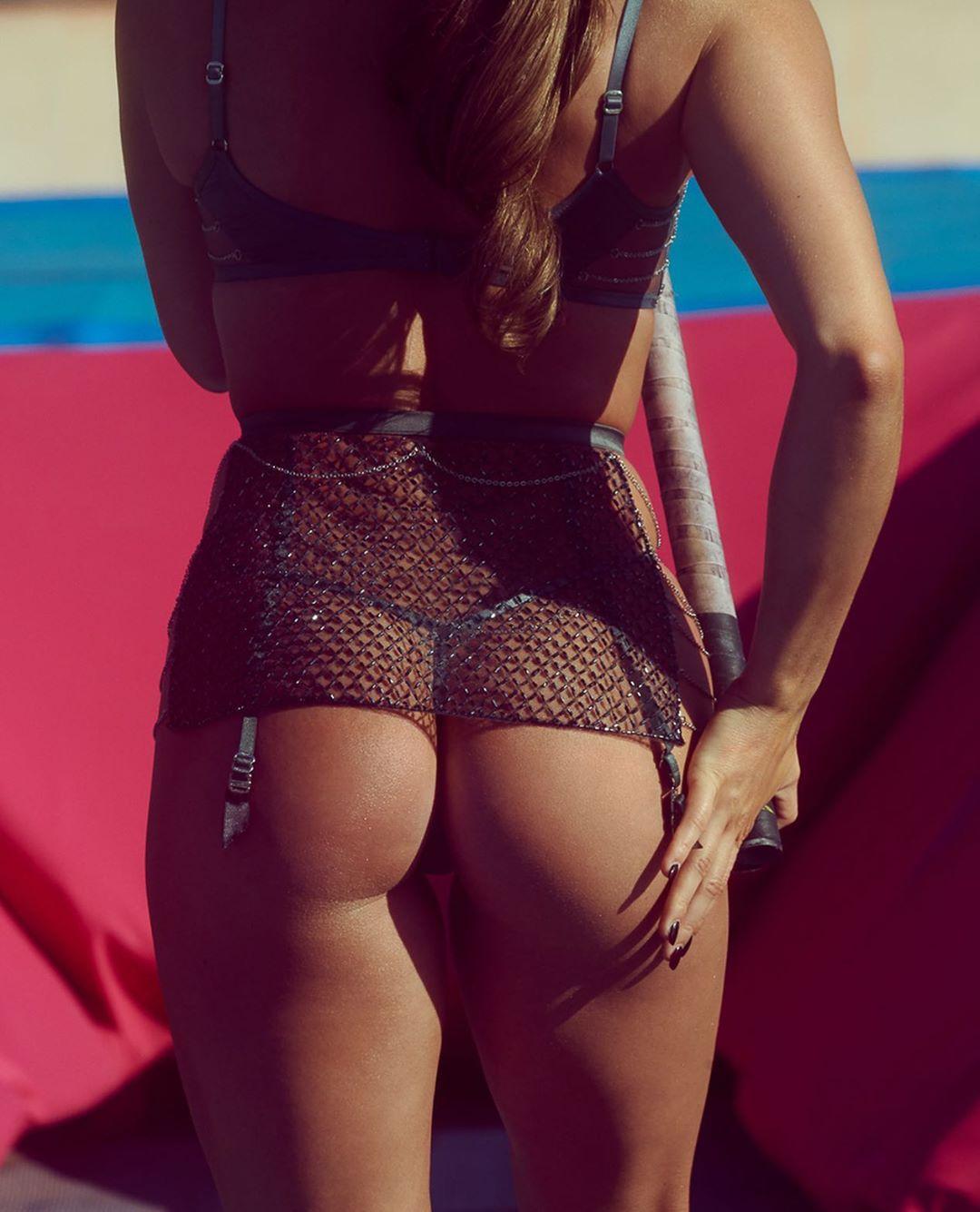 Alysha Newman e mais três atletas olímpicas deixam os fãs boquiabertos com fotos em lingerie