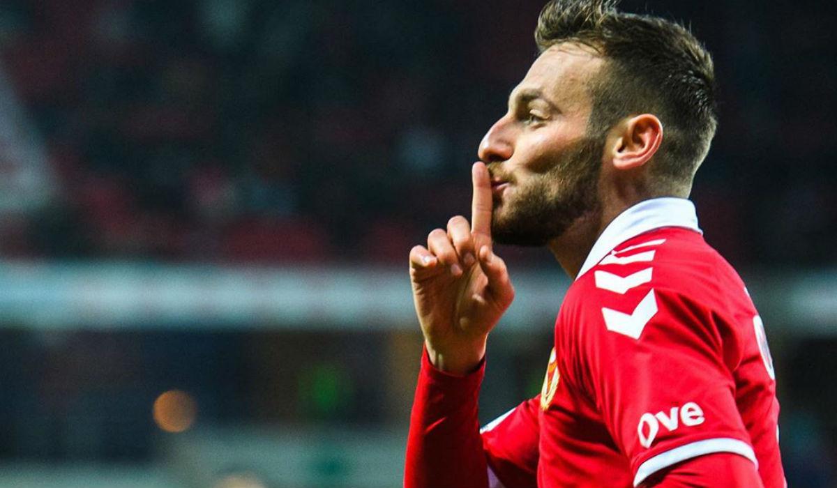 O futebol na Suécia não pára e tem este jogo para apostar no site da Betano