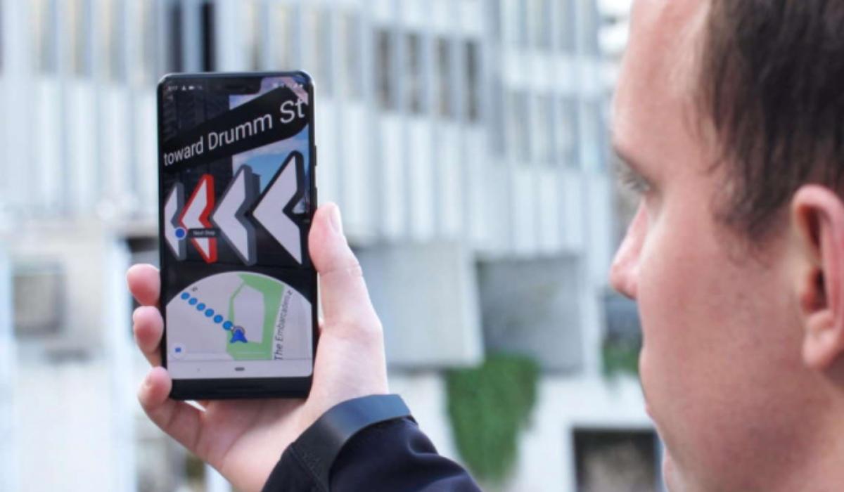 Google Maps vai ter Live View em qualquer situação