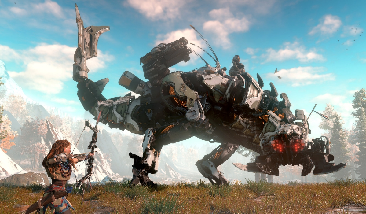 Horizon Zero Dawn, de exclusivo para a PS4 a confirmado para PC
