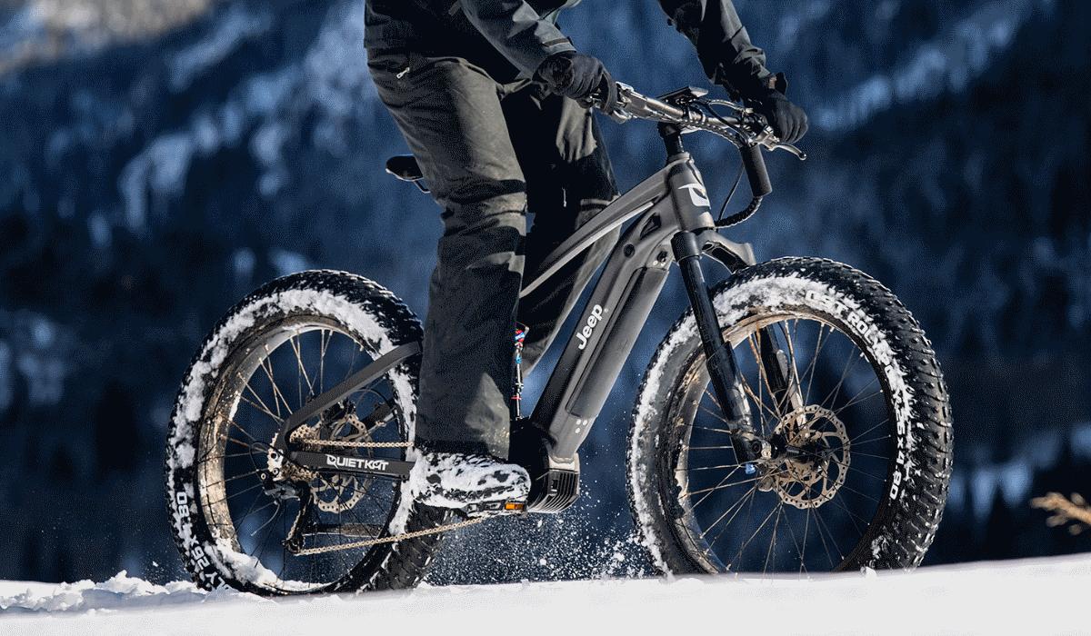 Já pode encomendar a bicicleta elétrica todo-o-terreno da Jeep