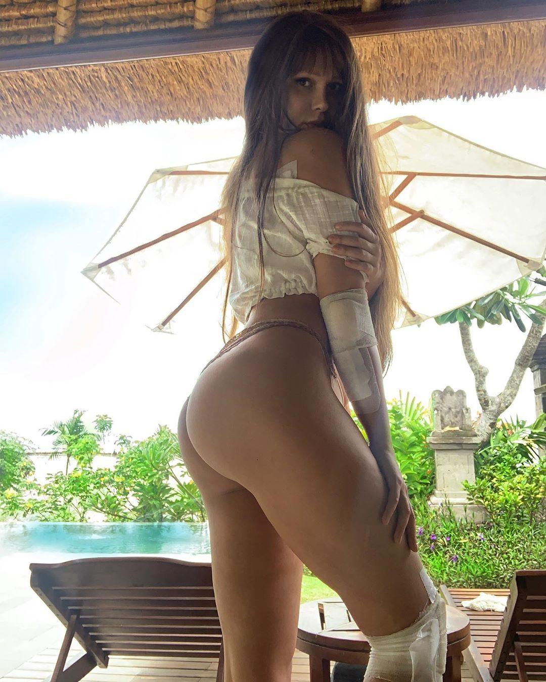 Maria Liman, a coelhinha que procura um parceiro sexual para ocupar a quarentena