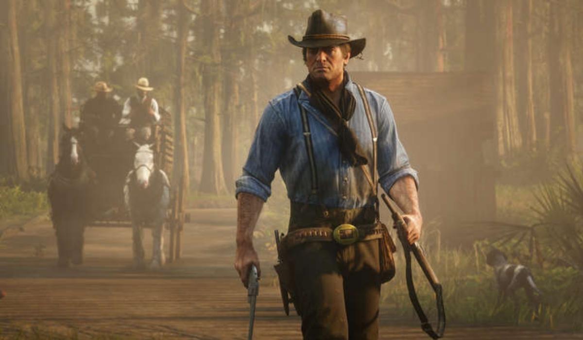 Red Dead Redemption 2 fica disponível a menos de metade do preço